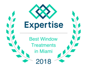 Expertise Best Window Treatments in Miami 2018