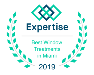 Expertise Best Window Treatments in Miami 2019